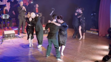 Maestros of Lisbon Tango Festival 2018 – La Caprichosa