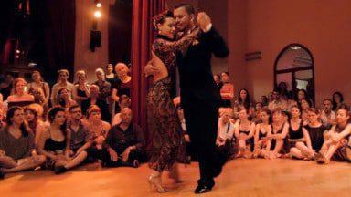 Mirella and Carlos Santos David – Bella Ciao